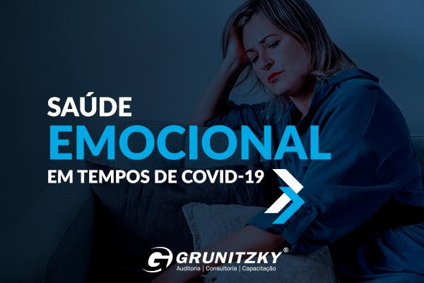 Saúde Emocional em Tempos de Covid-19